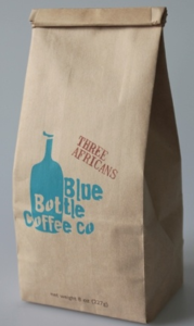 Blue bottle three africans coffee review