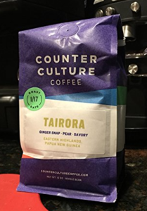 Counter Culture Tairora coffee review
