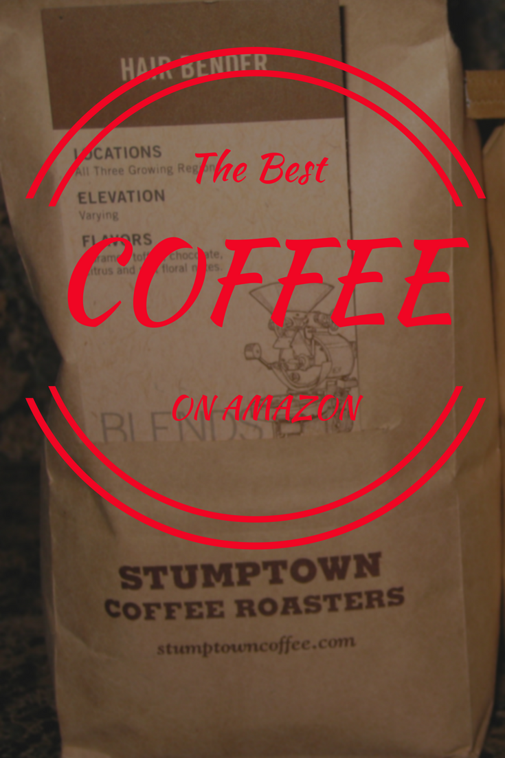 the best coffee on Amazon.