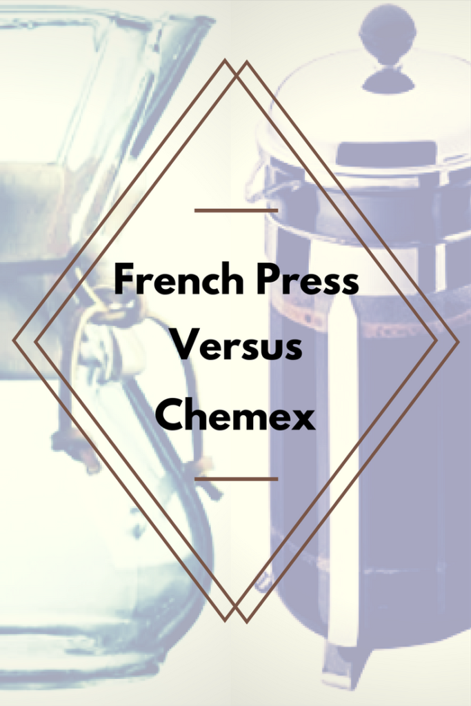 French Press vs chemex