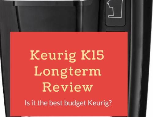 The Best Budget Keurig? K15 In-Depth Review