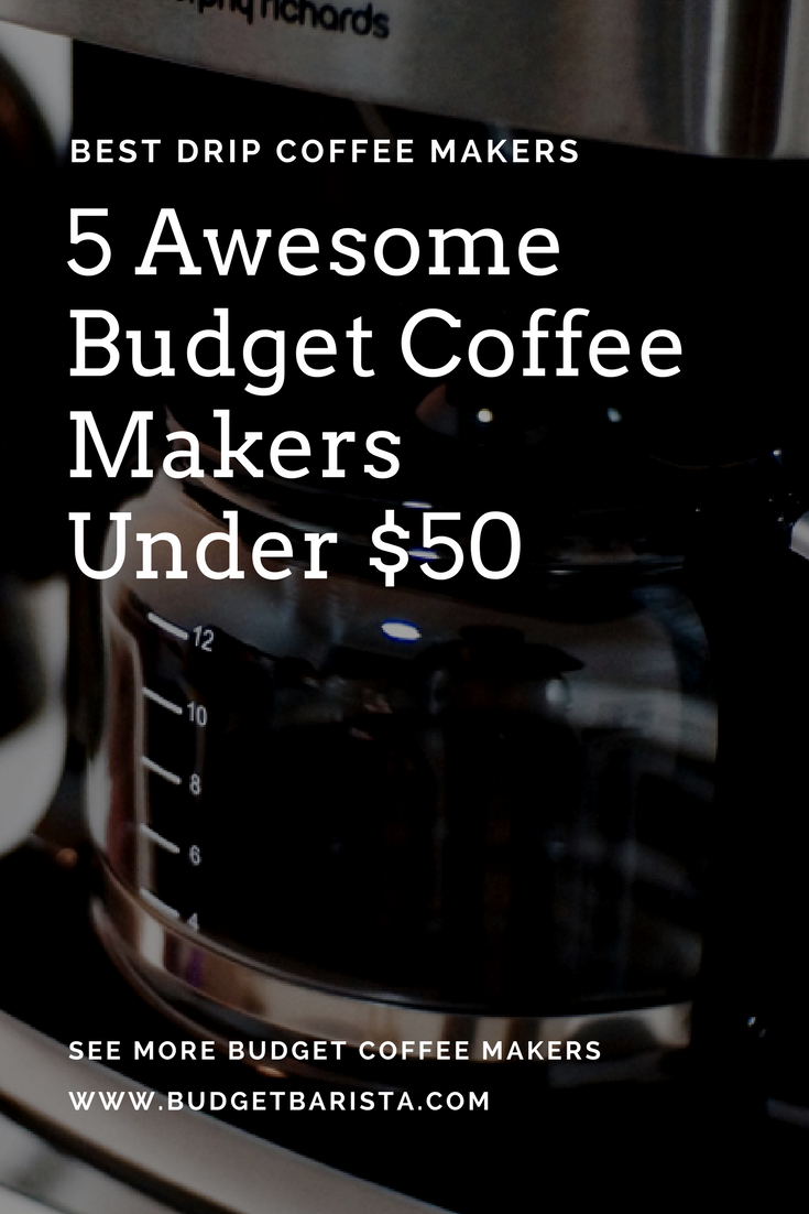 The Budget Barista Better Coffee, One Buck At A Time