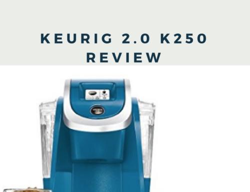The Best Multi-Cup Keurig? Keurig 2.0 K250 Review