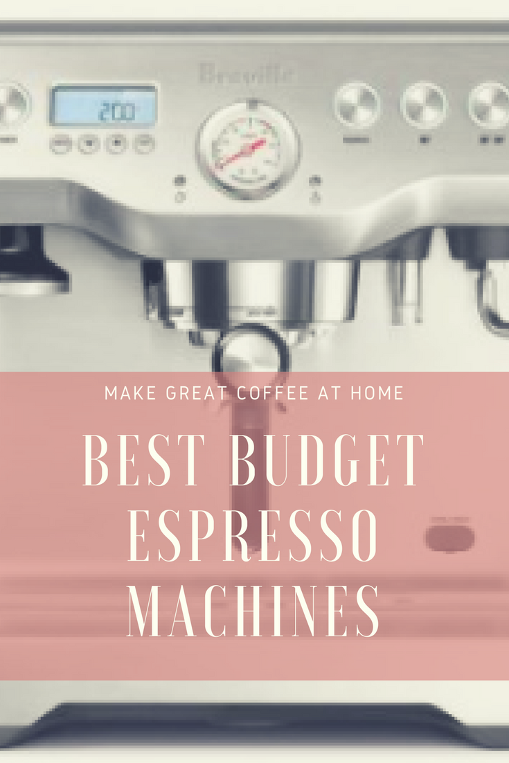 best dual boiler espresso machine under 1000