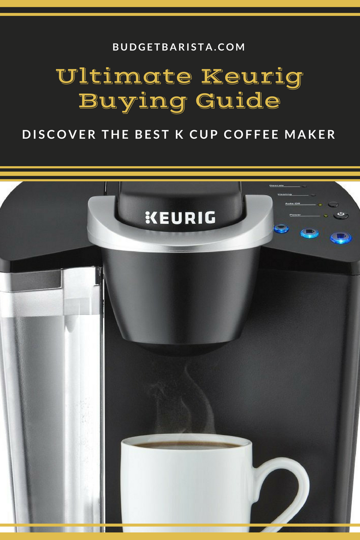 The budget barista better coffee one buck at a time for Best coffee maker