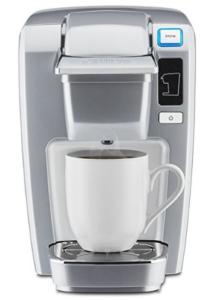 Keurig K15 Single Serve Compact K-Cup Pod Coffee Maker
