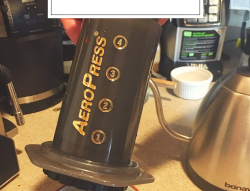 Ditch the Keurig! Why Aeropress is the Single Cup King