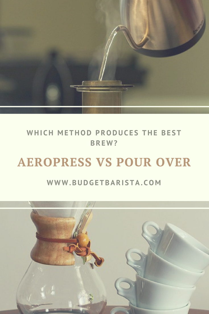 Aeropress vs pour over