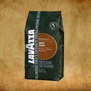 Lavazza's Super Crema Espresso
