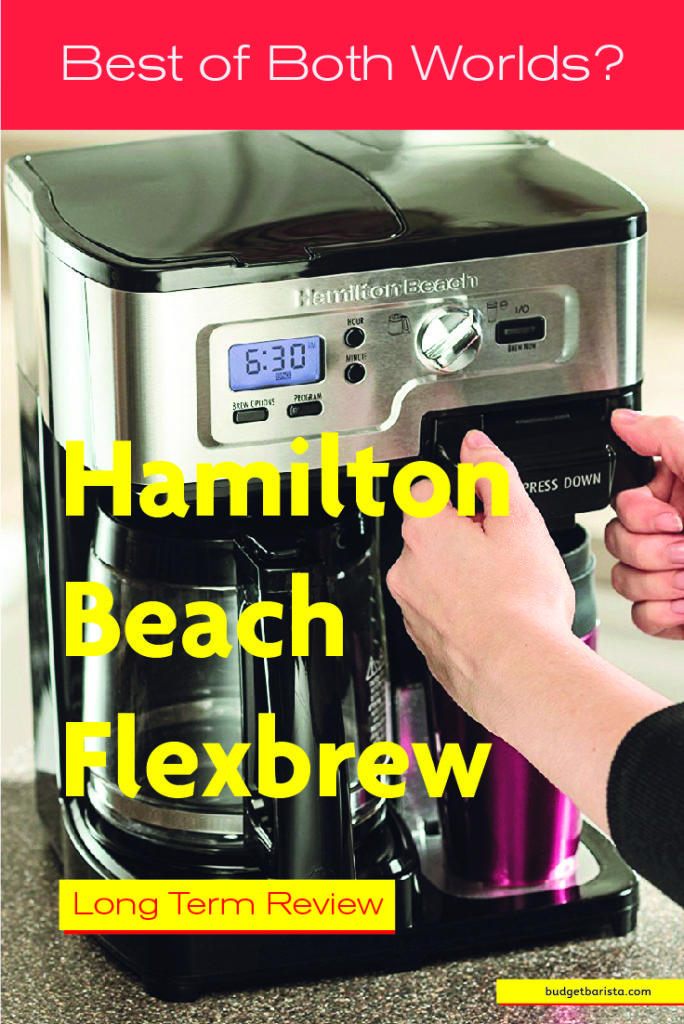 hamilton beach flexbrew reviews