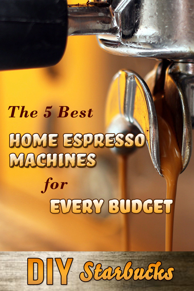 The 5 Best Home Espresso Machines for Every Budget